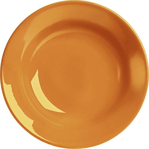 Waechtersbach Fun Factory Orange Soup Plates