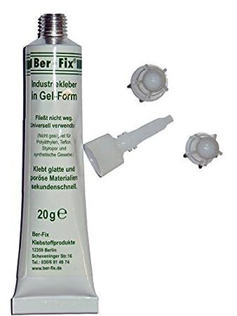 Baustoffe & Holz Heimwerker 20 G Sekundenkleber Industriekleber Sekundenkleber Gel