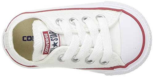 Ox Baskets mode Blanc Ctas White 102 Optical Season Converse enfant mixte Uwqx1EqZR