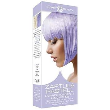 Lilac Haze Purple Pastel Hair Dye | Semi-Permanent Hair ...