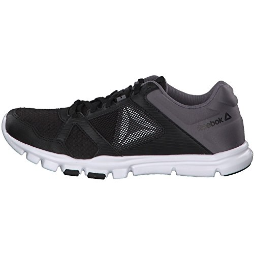 Yourflex Multicolore Chaussures Black Reebok Shark White MT Train Fitness Homme Cn4727 de 10 aqxw1A