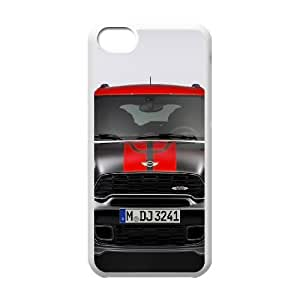 iPhone 5c Cell Phone Case White Mini M5O8L