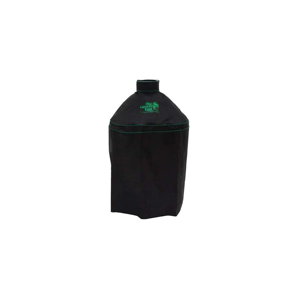 Big Green Egg Extra Large Ventilated Egg Cover Black by Big Green Egg