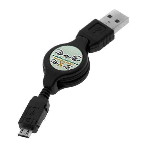 [해외]마이크로 USB 마이크로 USB 장비 USB 철회 가능한 케이블/Micro USB Micro USB Equipment USB Retractable Cable