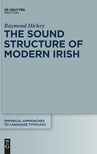 The Sound Structure of Modern Irish (Empirical Approaches to Language Tyology)