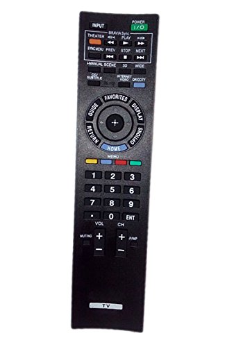 Replaced Remote Control Compatible for Sony KDL-60EX700 R...