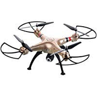 6-Axis Gyro Drone X8HW Quadcopter with 0.3MP HD Camera