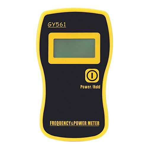Frequency Counter - SODIAL(R)GY561 Mini Handheld Frequency Counter Meter Power Measuring for Two-way Radio by SODIAL(R)