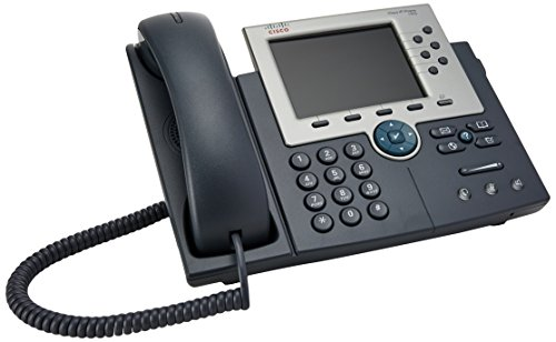 Cisco 7900 Series Unified IP VOIP Phone - 7965G. by Cisco