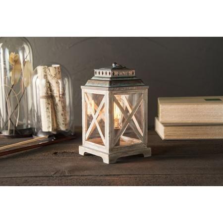 ScentSationals Edison Anchorage Lantern Wax Warmer by ScentSationals