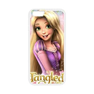 Tangled iPhone 6 4.7 Inch Cell Phone Case White vqpd