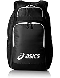 asics backpack yellow