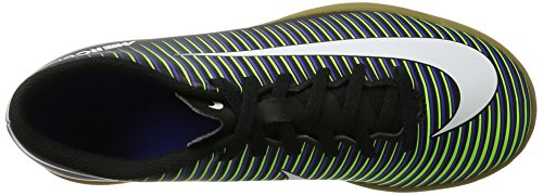 NIKE Unisex 013 Futsal Adults' White Green Shoes Black Black 831953 electric gq4AWrnOg
