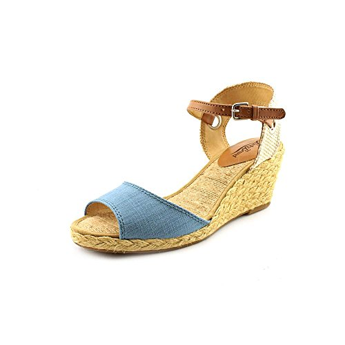 Women's Strap Ankle Kyndra Chambray Brand Lucky 8gq5fw
