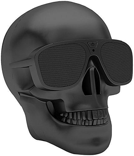 DABS AUDIO Skull Wireless Bluetooth Speaker