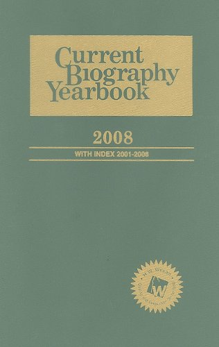 Current Biography Yearbook