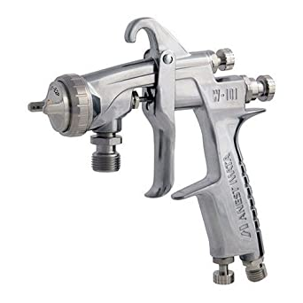 Anest Iwata 4455B, W101-131G Gravity Feed Spray Gun Only