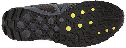 888546341500 - New Balance Men's MT101 Trail Shoe, Grey/Black, 10.5 D US carousel main 2