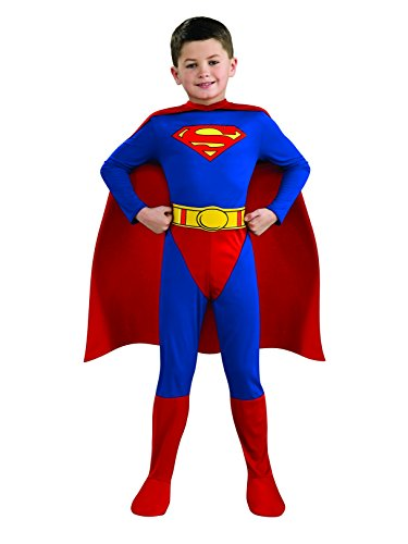 Boys Superman Costume (2T-4T) ()