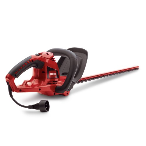 Review Of Toro 51490 Corded 22-Inch Hedge Trimmer