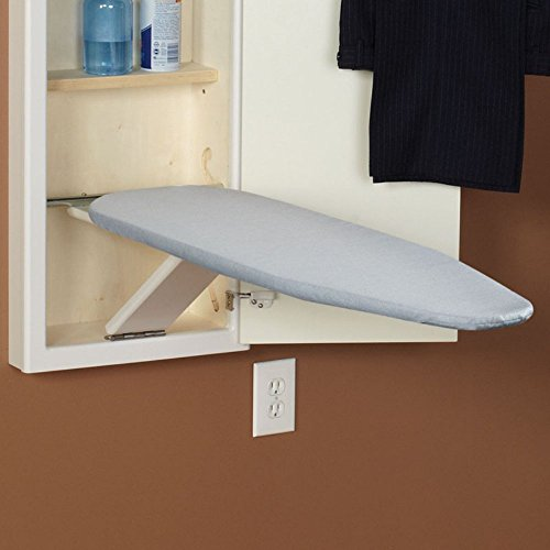 Household Essentials Stow Away Replacement Pad and Cover for In-Wall Ironing Board
