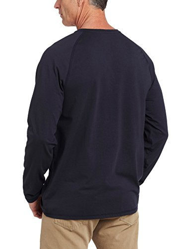 Carhartt Men's Force Cotton Delmont Long-Sleeve T-Shirt