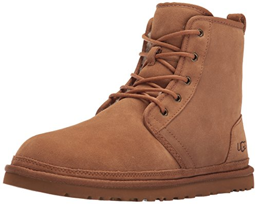 UGG Men's Harkley Winter Boot, Chestnut, 11 M US ()