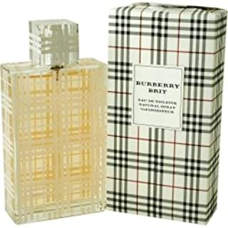 Burberry Brit Perfume for Women by Burberry, Eau De Parfum 3.3 oz / 100 ml (B007FGXRH0) | Amazon price tracker / tracking, Amazon price history charts, Amazon price watches, Amazon price drop alerts