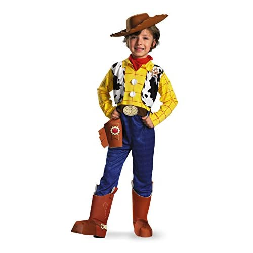 Woody Deluxe Child - Size: Child M(7-8)
