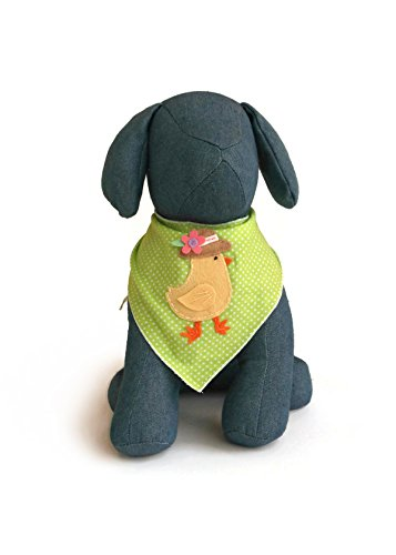Tail Trends Easter Chick Dog Bandana - 100% Cotton