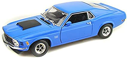 RACEPAK M2 Machines Auto-Drivers 1:64 R55 1970 Ford Mustang BOSS 429