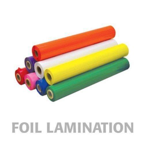 "White Pigment Laminating/Toner Fusing Foil (8"" x 100')"