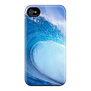 AlexandraWiebe Cases Covers For Iphone 6 - Retailer Packaging Wave Protective Cases