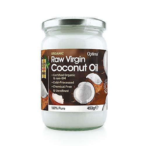 Optima Organic Coconut Oil