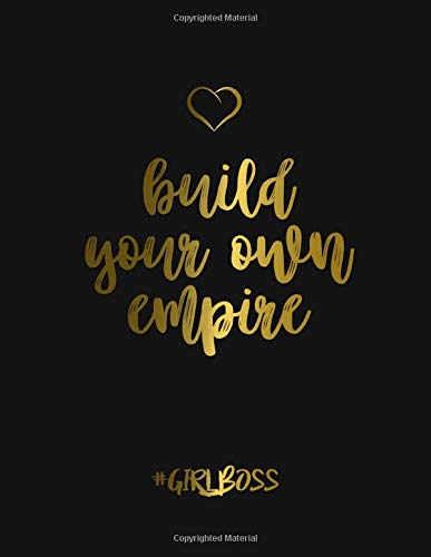 Amazon Com Build Your Own Empire Girlboss Daily Weekly