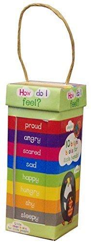 Download How Do I Feel? (Board Tower) Brdbk by Parragon Books (2012) Board book pdf epub