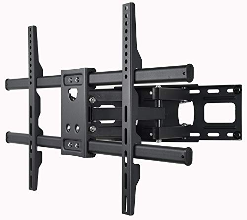 "VideoSecu MW380B5 Full Motion Articulating TV Wall Mount Bracket for Most 37""-75"