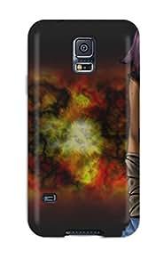 Jamie Scott Wallace's Shop Best 4069345K26265451 New Bleach Tpu Case Cover, Anti-scratch TashaEliseSawyer Phone Case For Galaxy S5