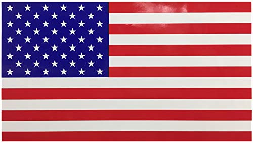 Mind Your Magnets American Flag Magnet - A Patriotic Magnet for Cars/Trucks/RVs and More