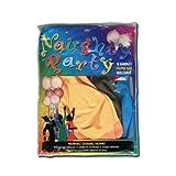 Naughty Boobie Balloons Flesh (6) ( 2 Pack )