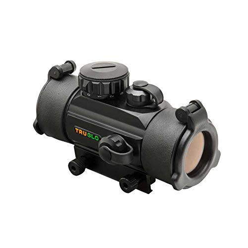 Crossbow Red - TRUGLO Crossbow Red Dot Sight 30mm 3-Dot Black