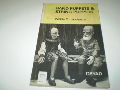Hand puppets and string puppets