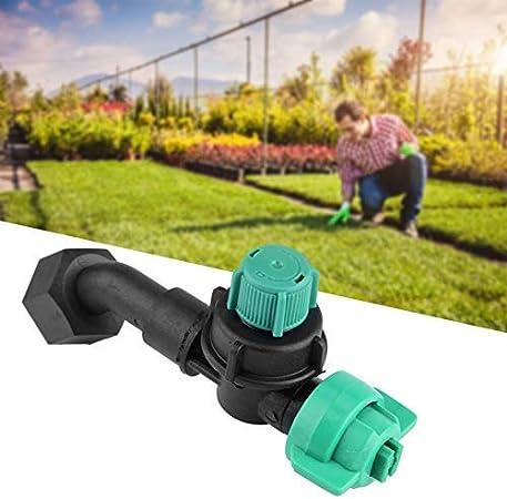 Jeffergrill Protección de Plantas Agrícolas Pulverizador Motorizado Pulverización de Pesticidas Boquilla para Espray Insecticida Máquina para Jardín Exterior, Malezas, Cultivos: Amazon.es: Hogar