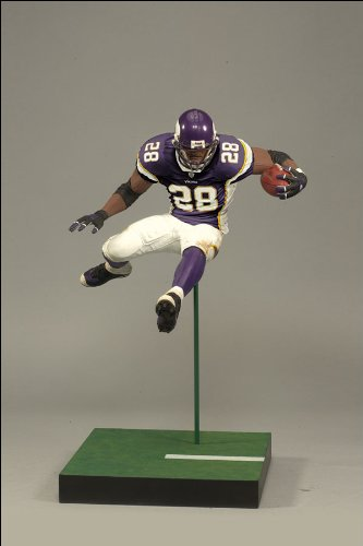 McFarlane Minnesota Vikings Adrian Peterson Series 22 Action Figure