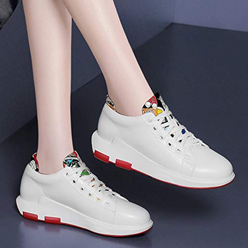 Women'S Sports Shoes Outdoor Fashion White Thirty KPHY Shoes Casual Seven Flat Shoes wnagqYxZRt