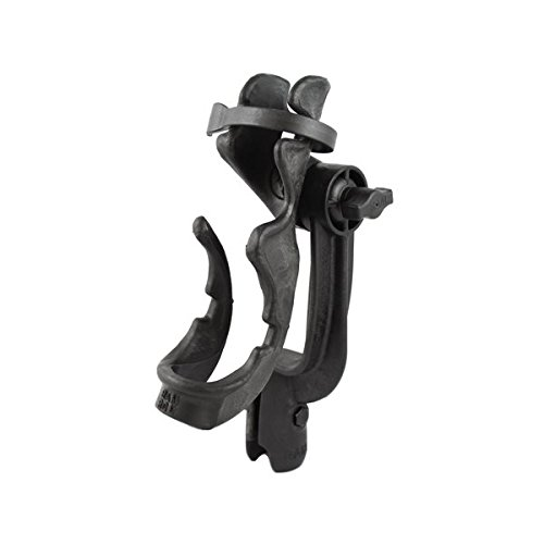 RAM MOUNTS (RAM-114-RBNBU Ram-Rod 2000 Fishing Rod Holder with Ram-Rod Revolution Ratchet/Socket System (No Base)