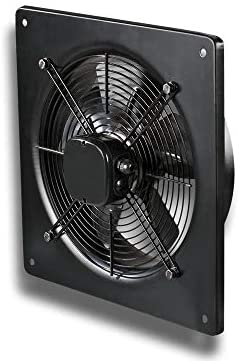 Ventilador axial industrial empotrable serie KOV pro tipo 4E 500 ...