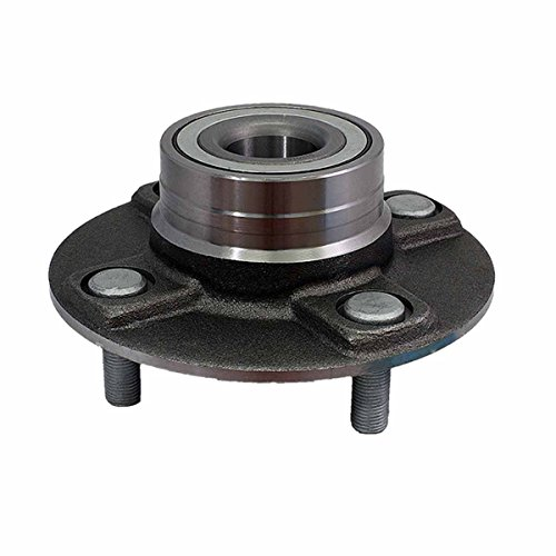 HU512016 x 1 Brand New Wheel Bearing Hub Assembly Rear Left Or Right Side (4 Lug Non Abs) Fit 93-01 NISSAN ALTIMA, 90-95 AXXESS, 90-92 STANZA (Bearing Stanza Wheel Nissan)