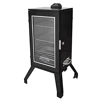 Smoke Hollow 30 in. Digital Electric Smoker with Window by Outdoor Leisure Products Inc