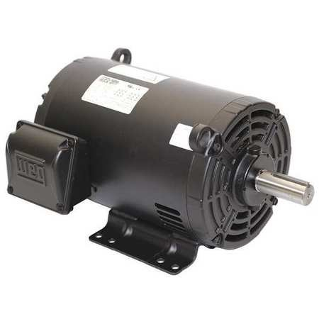 WEG 00218OT3E145T-S W01 ODP NEMA Premium Efficiency Severe Duty and General Purpose Electric Motor, 2 HP, 3-Phase, 1730 rpm, 208-230/460 V, 60 Hz, Frame (Three Phase Motor Efficiency)